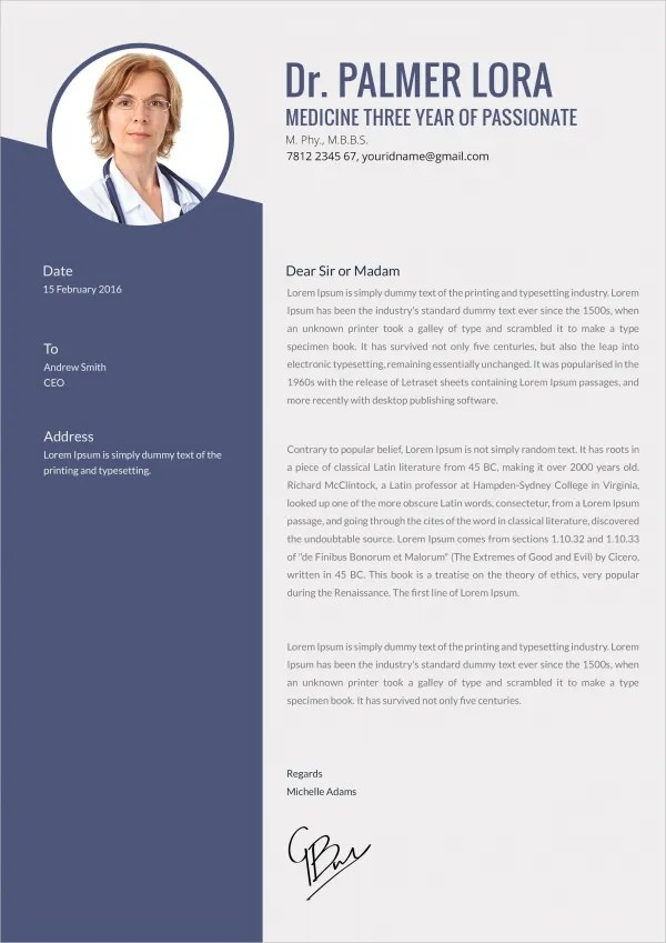 21+ Cover Letter - Free Sample, Example, Format Free  Premium - creative cover letter