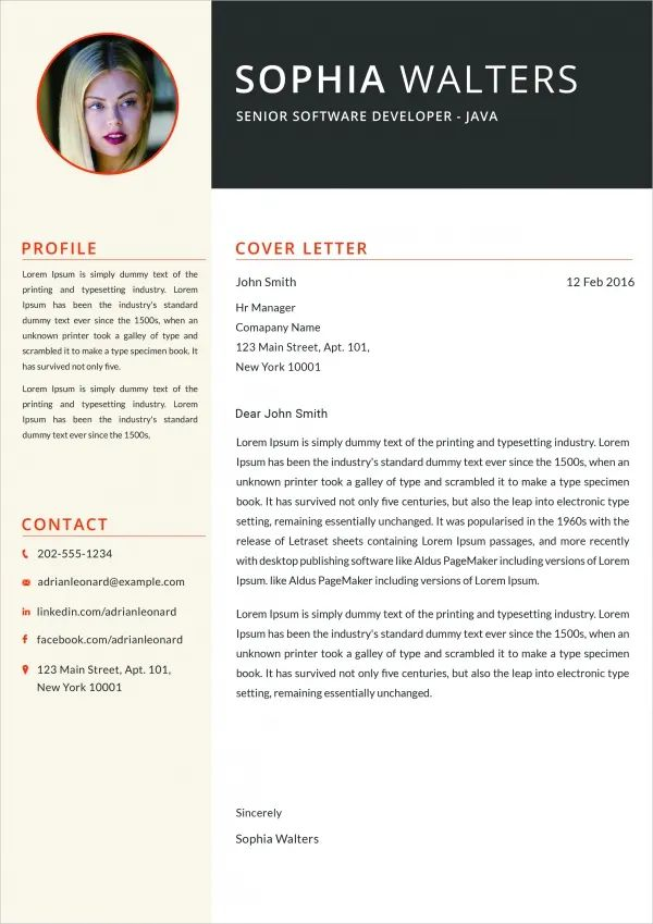 cover letter when you don t have a name