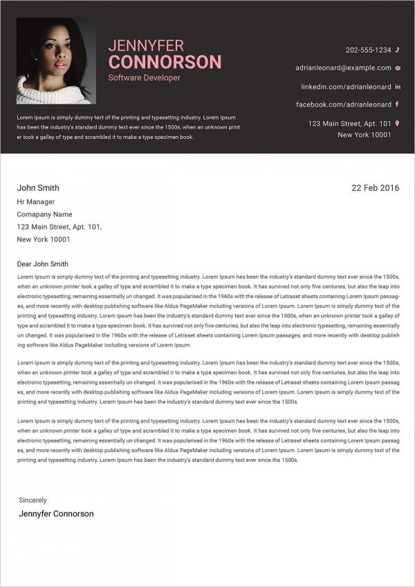 HOME - CUSTOM WRITTEN APPEALS BRIEFS php developer cover letter
