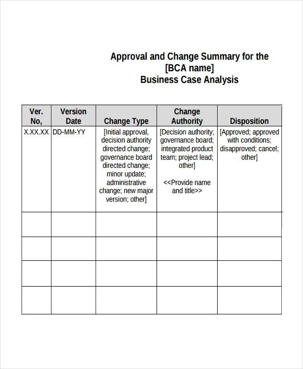 Customer Analysis Templates - 9+ Free Word, PDF Document Download