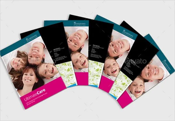 23+ Insurance Brochure Templates - Free PSD, AI, Vector, EPS Format - insurance flyer templates