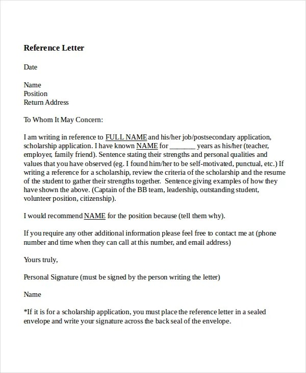 how to write a reference letter for a teacher - Ozilalmanoof - Letter To A Teacher