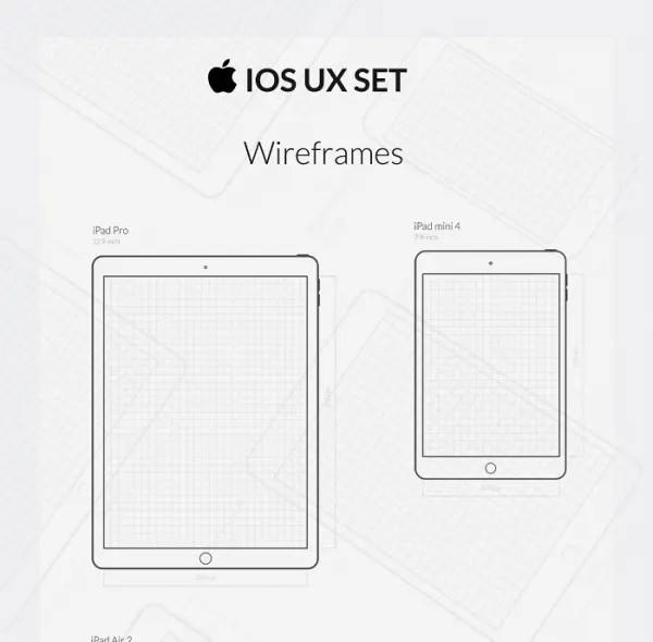 18+ Free Wireframe Templates for App, Mobile  UI/UX Designers