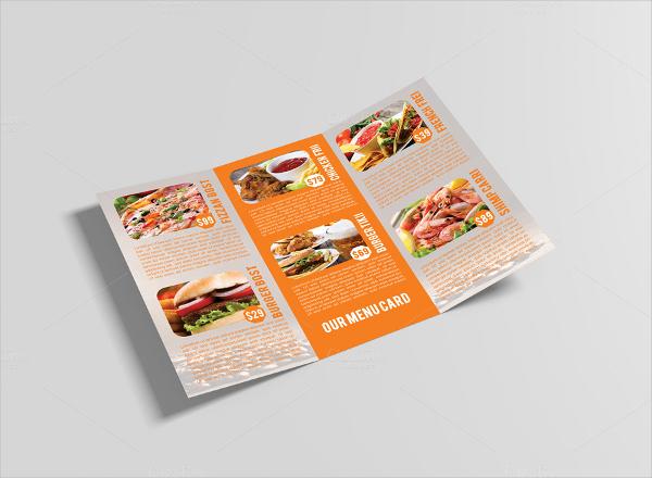 20+ Food Brochure Templates - Free PSD, EPS, AI Format Download - food brochure