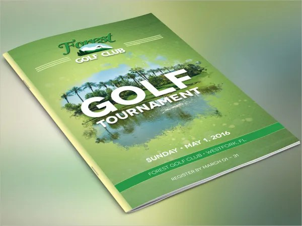 12+ Golf Brochures - Free PSD, AI, EPS Format Download Free