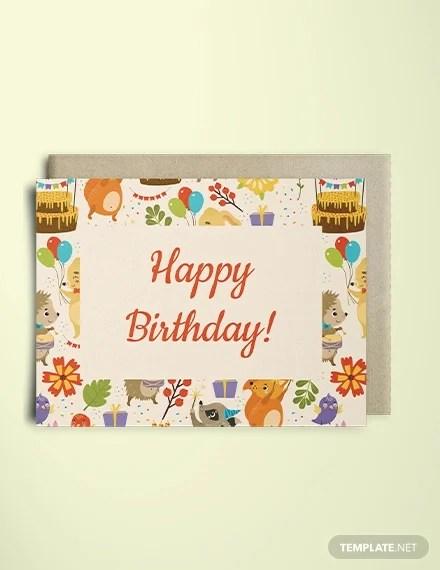 10+ Best Premium Birthday Card Design Templates Free  Premium