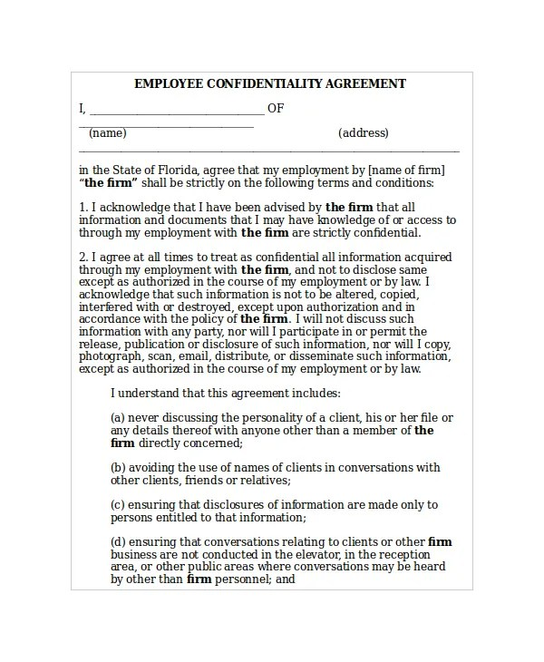 sle employee contracts - 28 images - labor agreement template 28