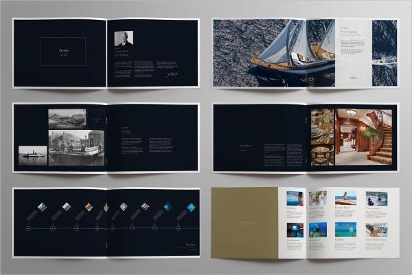 brochure templates indesign