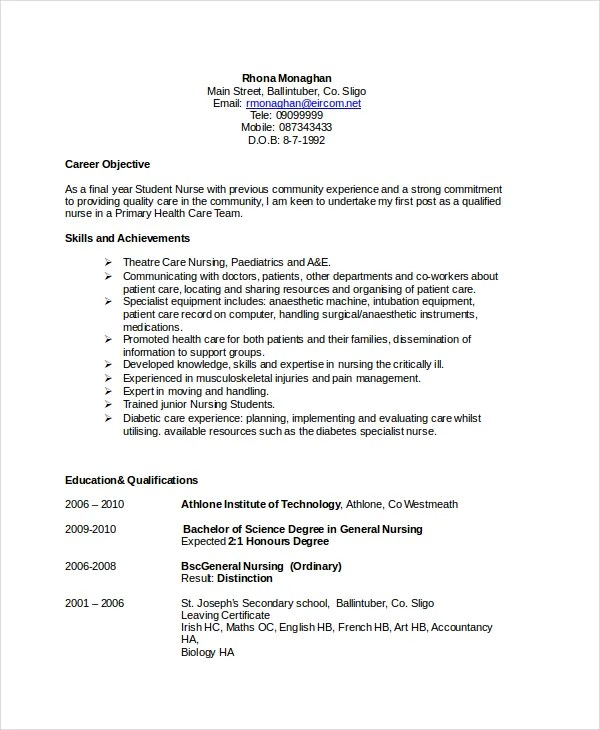 lpn resume sample new graduate best resume collection sample labor