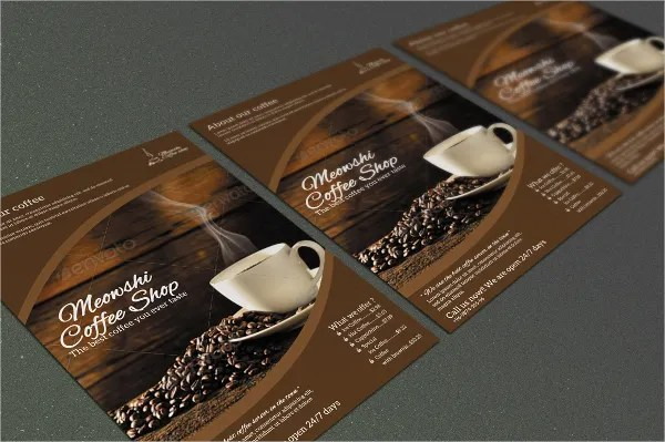 21+ Coffee Shop Flyer Templates - Free PSD, AI, Vector, EPS Format