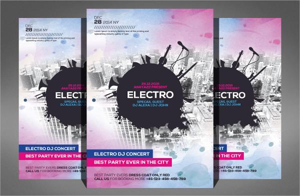 contemporary flyer design - Onwebioinnovate - contemporary flyer
