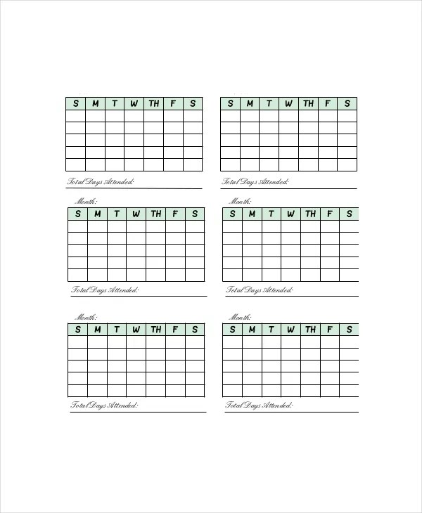 Home School Daily Planner Template - 5+ Free Word, PDF Documents
