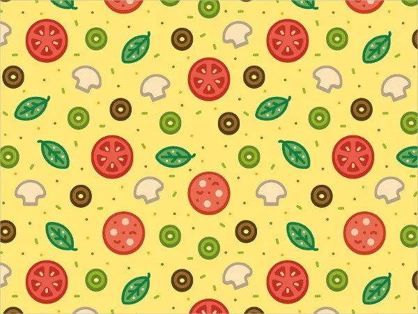 Iphone Wallpaper Psd Template 20 Pizza Patterns Free Psd Ai Eps Format Download