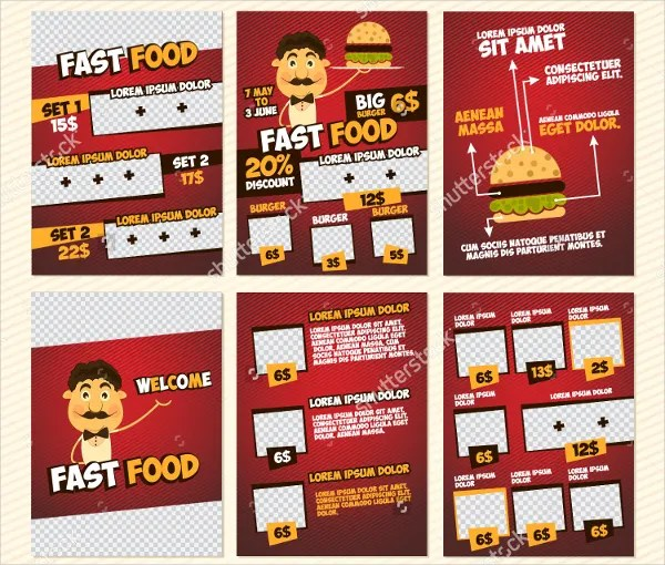 23+ Fast Food Flyer Templates - Free PSD, AI, Vector, EPS Format - discount flyer template