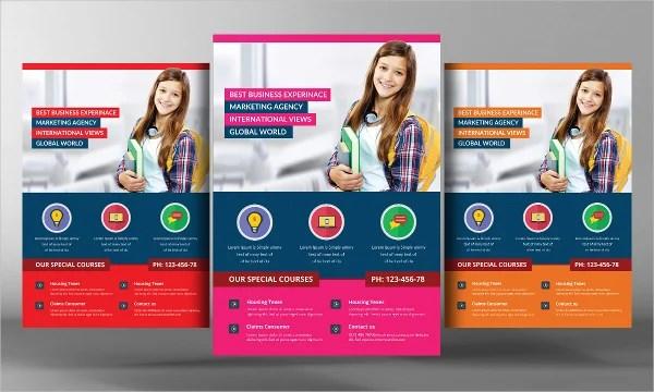 school flyer template - Mucotadkanews