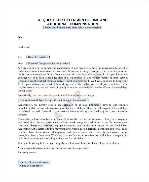 2 Week Notice Letter - 7+ Free Word, PDF Documents Download Free - 2 weeks notice