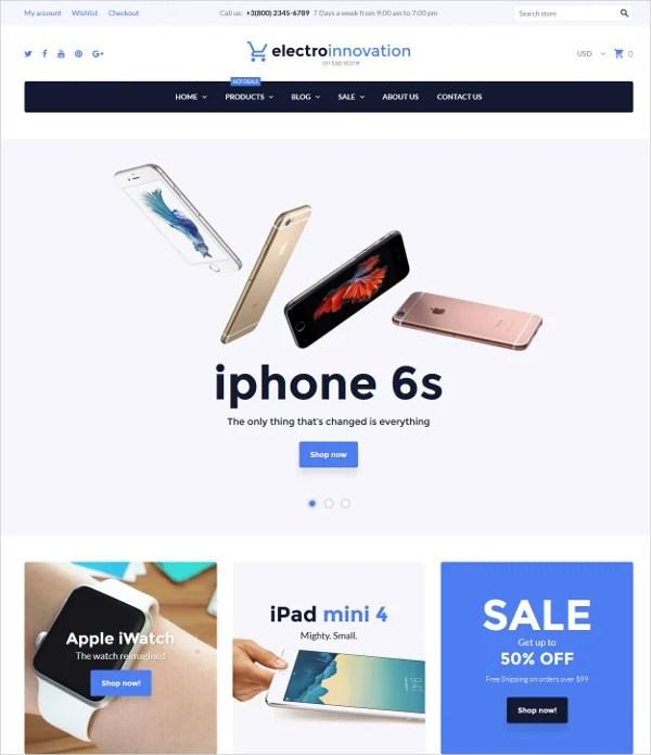 16+ Shopify Blog Themes  Templates Free  Premium Templates - shopify template