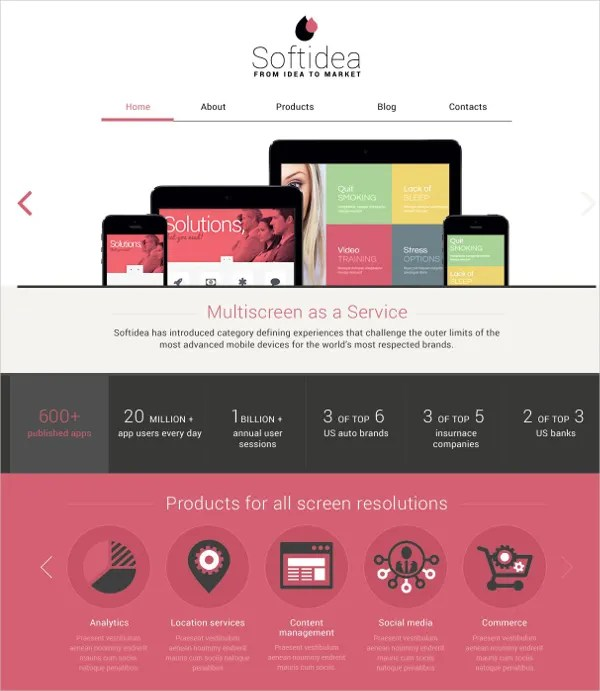 19+ Drupal Website Themes  Templates Free  Premium Templates