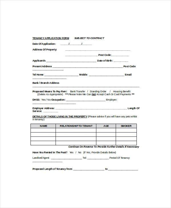 resume blank form pdf