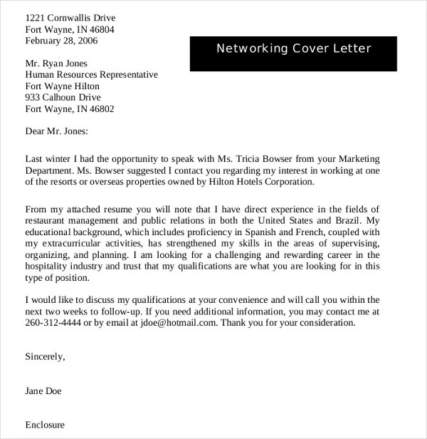 example of it cover letters - Coskamainelycommerce