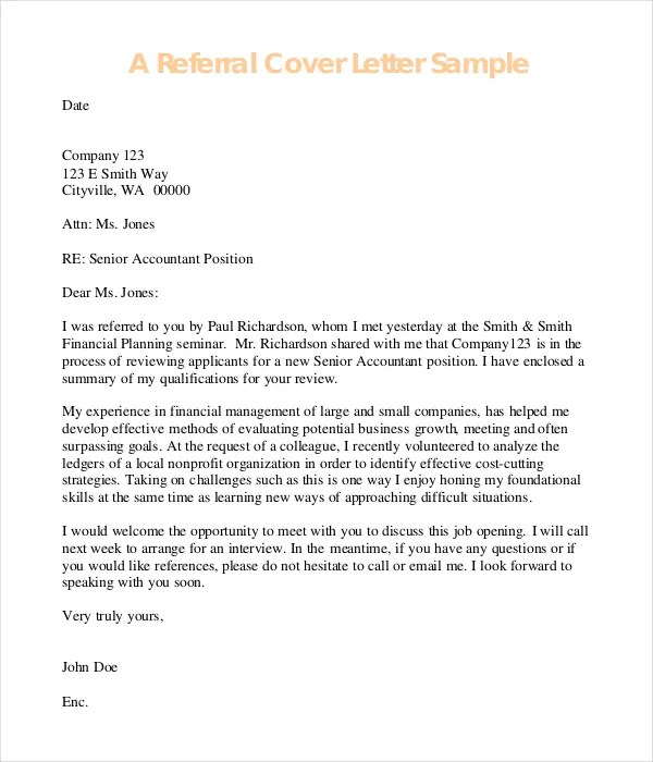17+ Cover Letter Examples Free  Premium Templates