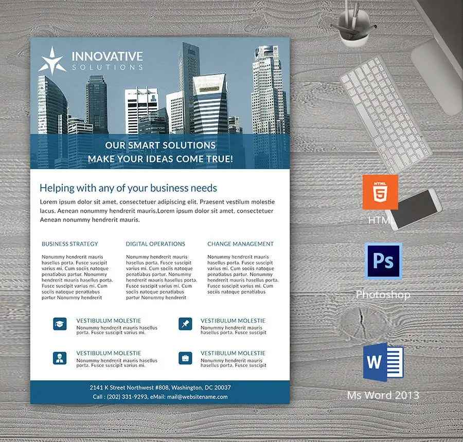30+ Free Email Newsletters - PSD - Education, Business, Environment - email newsletter template word