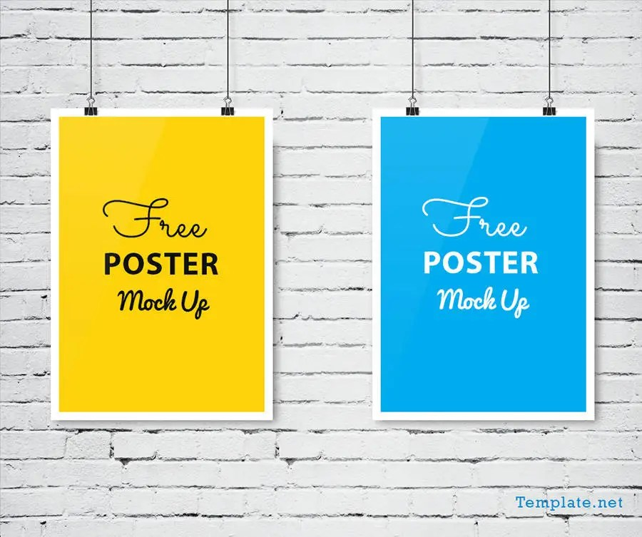 21+ Free Mock-up Templates - Poster, Mobile Free  Premium Templates - template