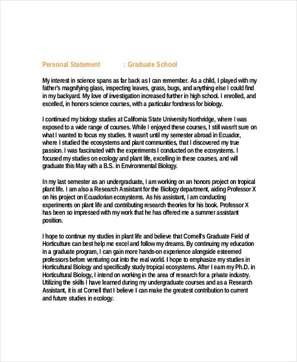 writing in computer science computer science personal statement co - science resume example