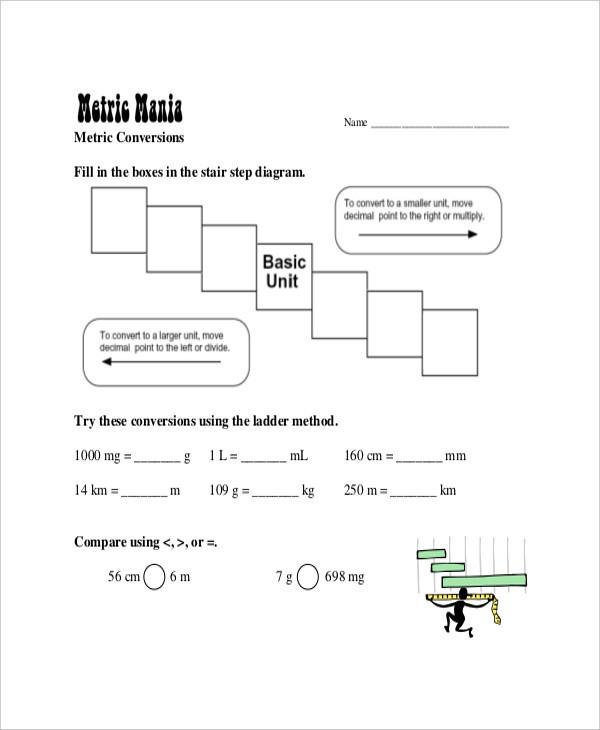 Metric System Diagram Wiring Diagram
