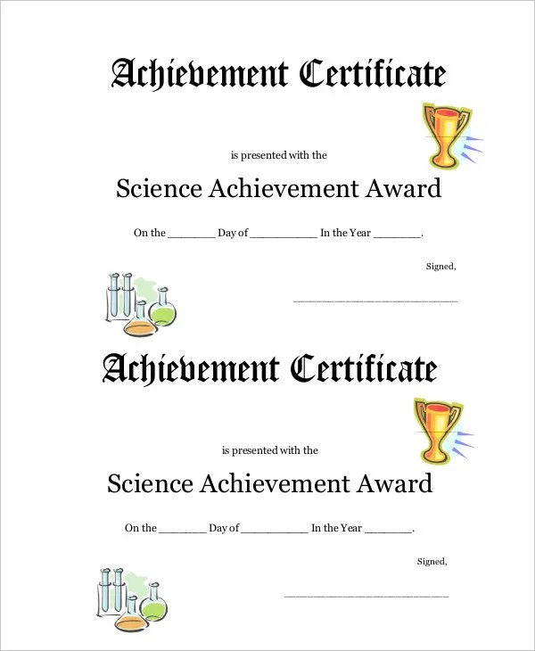Prize Certificate Template - 11+ Free PDF Documents Download Free - prize certificate template free