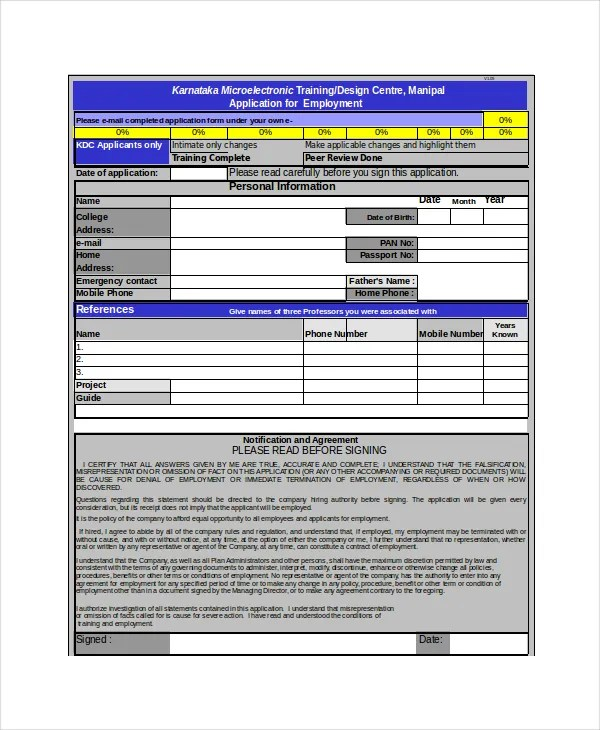 form template excel - Elitaaisushi