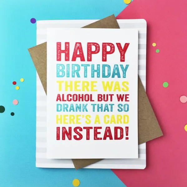 Birthday Cards Format Colbro