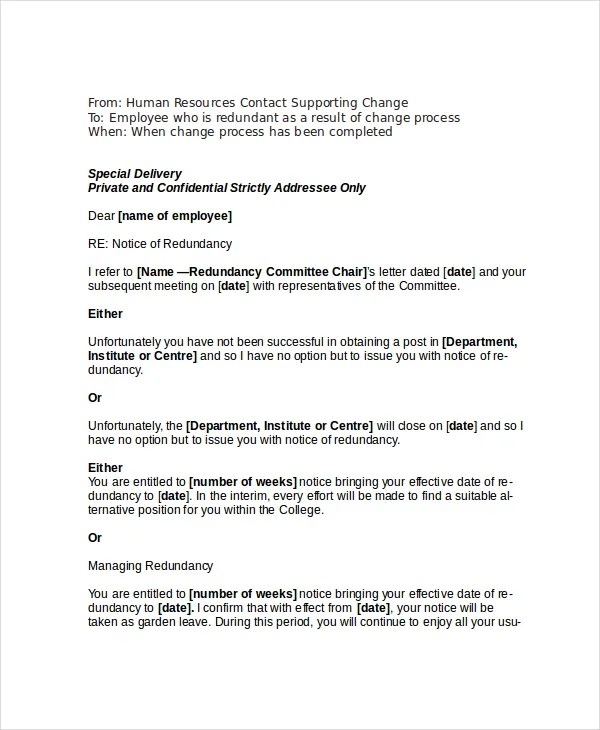 10+ Two Weeks Notice Letter Examples Free  Premium Templates