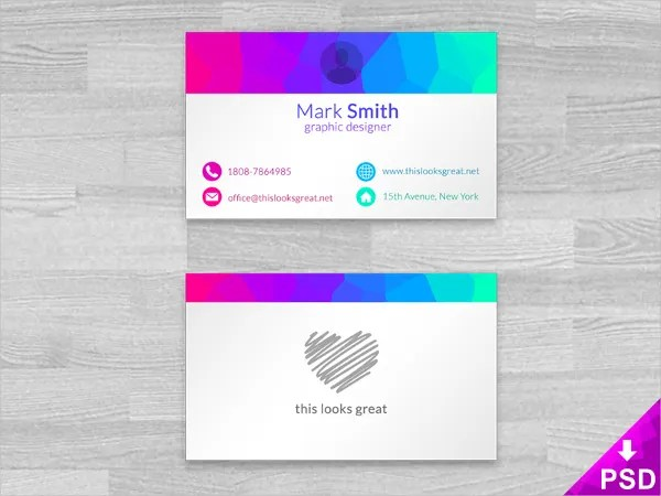 25+ Free Business Cards - PSD, Vector EPS, PNG Format Download