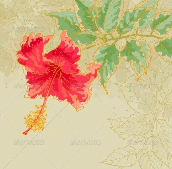 Download Adobe Photoshop 19 Flower Drawings Free Premium Templates