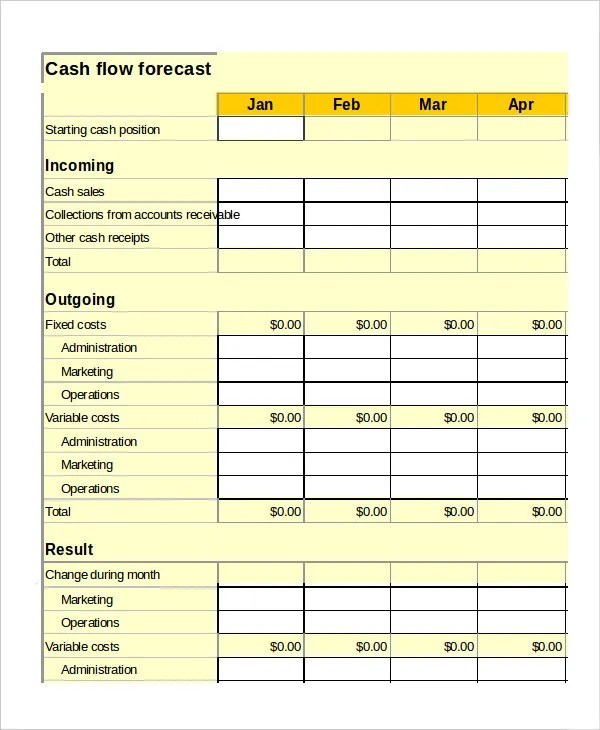 Excel Spreadsheet Example - 13+ Free Excel Documents Download Free