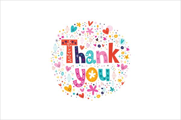 35+ Free Thank You Card Templates - PSD, AI, Vector EPS Free