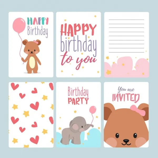 17+ Birthday Card Templates - Free PSD, EPS Document Download Free - template for a birthday card