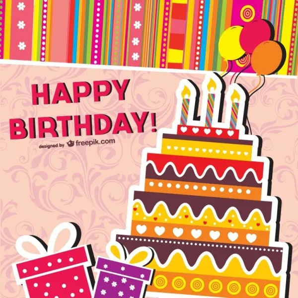 17+ Birthday Card Templates - Free PSD, EPS Document Download - free birthday card template word