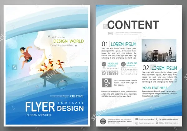 19+ Travel Brochure - Free PSD, AI, Vector EPS Format Download - travel brochure templates