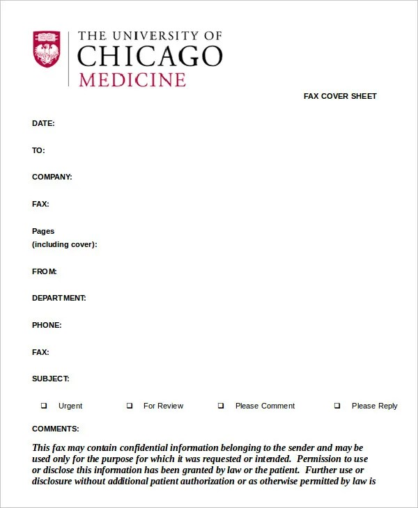 Word Fax Template - 12+ Free Word Documents Download Free - fax word template