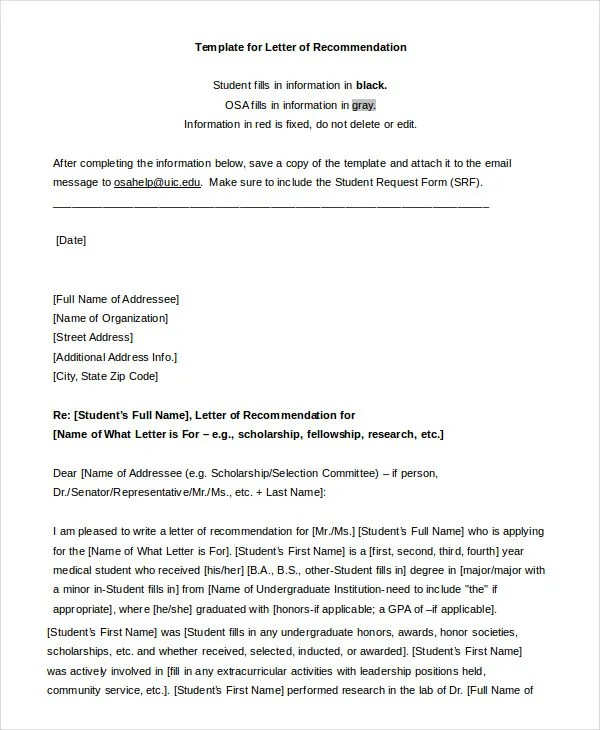 Professional Letter Format - 22+ Free Word, PDF Documents Download