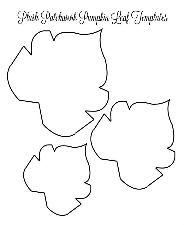 Leaf Template - 10+ Free PDF, PSD Format Download Free  Premium - leaf template