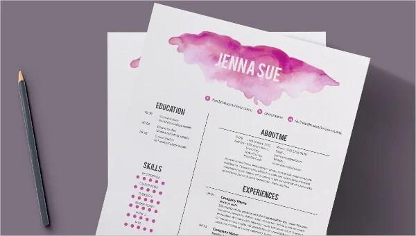 10+ Receptionist Resume Templates - PDF, DOC Free  Premium Templates