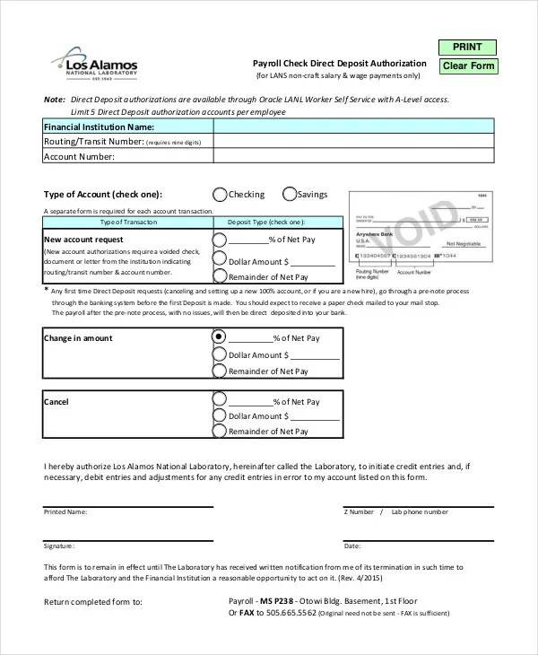 Blank Check Template - 7+ Free PDF Documents Download Free - Blank Document Free