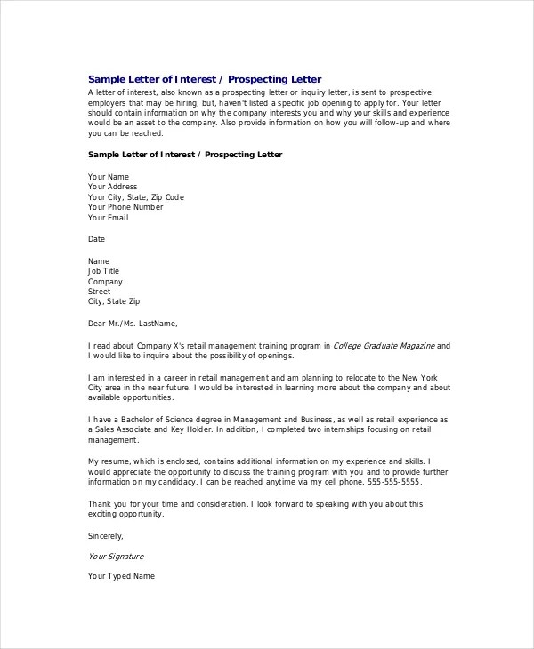 17+ Formal Letter Template - Free Sample, Example, Format Free
