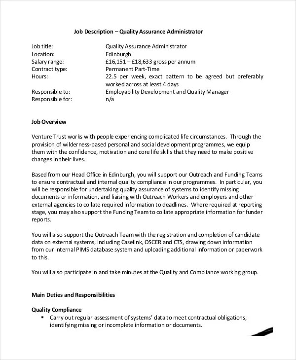 Quality Assurance Resume Examples Resume Format Download   Quality Manager  Resume