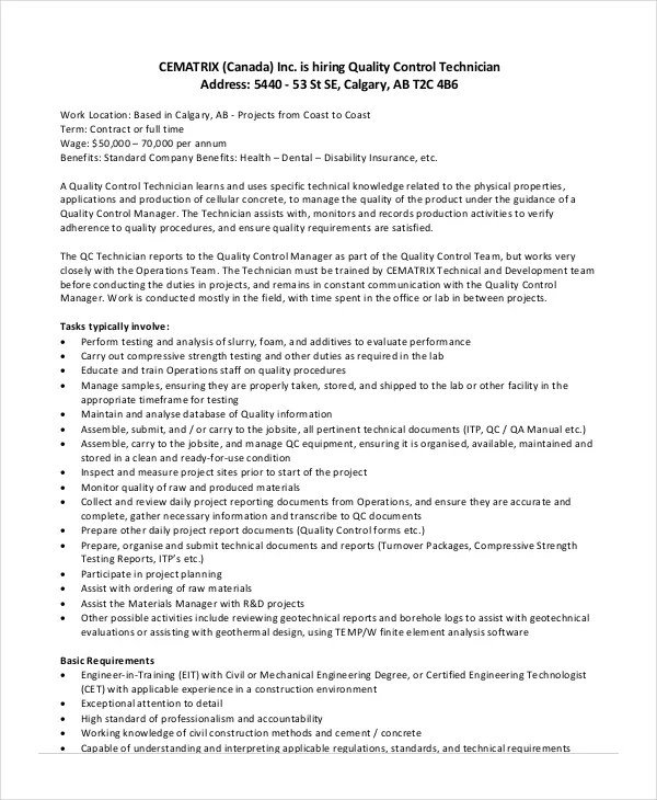 quality assurance job description | node2003-cvresume.paasprovider.com