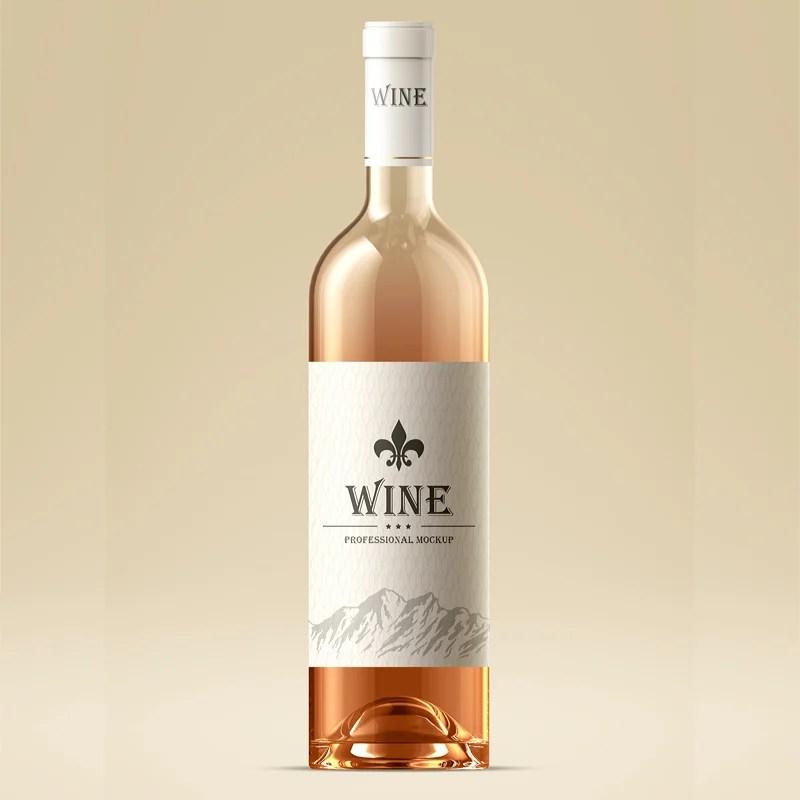 27+ Free Wine Bottles Mockups Free \ Premium Templates - free wine bottle label templates