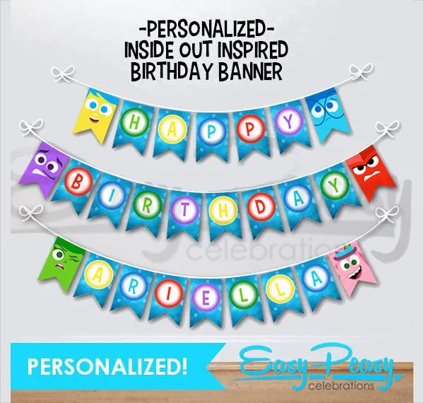 23+ Happy Birthday Banners - Free PSD, Vector AI, EPS Format